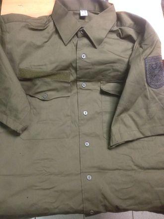 6b4d69ff9f174 Полевая рубашка армии Австрии с длинными и короткими рукавами 300 ...