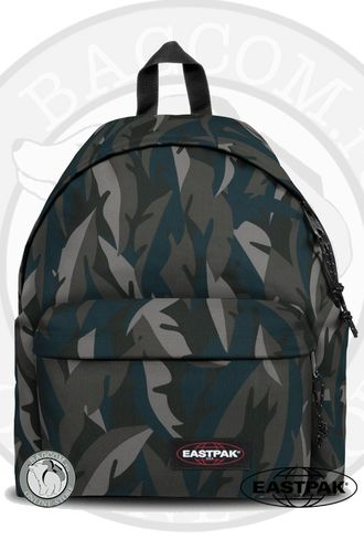 Eastpak Padded Pak'r Leaves Dark в каталоге Bagcom