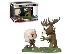 Купить Фигурку Funko POP! Vinyl: Moment: Witcher: Geralt vs Leshen (Exc) 46373