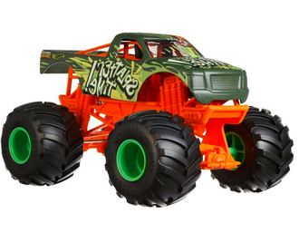 Игрушка HOT WHEELS Монстр трак Splatter Time FYJ83