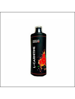 Жиросжигатель Muscles Design Lab L-carnitine 1000ml