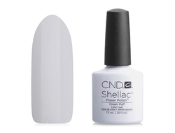Гель-лак Shellac CND Cream Puff №40501
