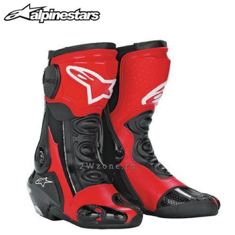 Alpinestars S-MX Plus р.40, б/у