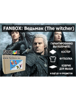 ФАНБОКС: Ведьмак (The Witcher)