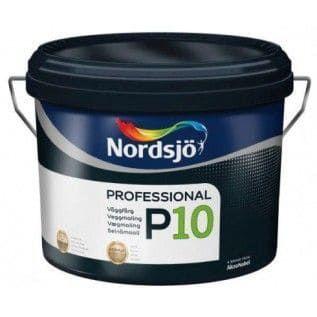 Износостойкая краска Sadolin Nordsjo Professional P10