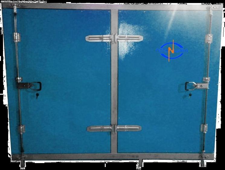 Газовый парогенератор Орлик в контейнерном исполнении