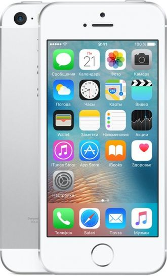Apple iPhone SE 16Gb Silver LTE