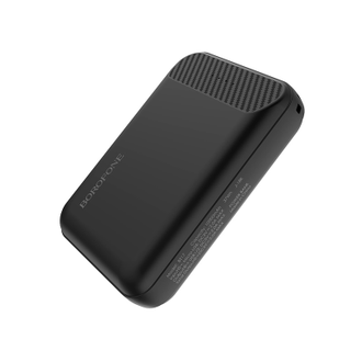 Power bank Borofone BT17 RayPower Mini 10000mAh 2USB черный
