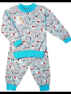 Пижама для мальчика (Артикул 329-033)