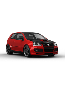 Обвес Volkswagen golf 5