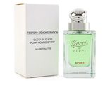 Gucci By Gucci Sport tester men 90 ml