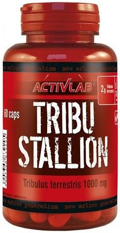 Tribu Stallion ActiVlab 60 caps