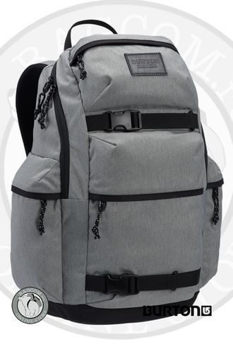 Burton Kilo 27L Gray Heather в каталоге магазина Bagcom