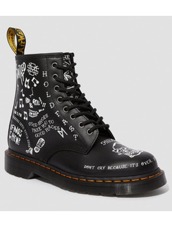 Ботинки Dr. Martens Scribble Backhand