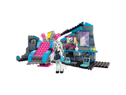 Мега Блокс Монстер Хай Комната Френки / Mega Bloks Monster High Frankie Stein's Electrifying Room
