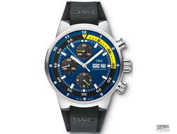 Купить IWC AQUATIMER TRIBUTE TO CALYPSO IW3782-03