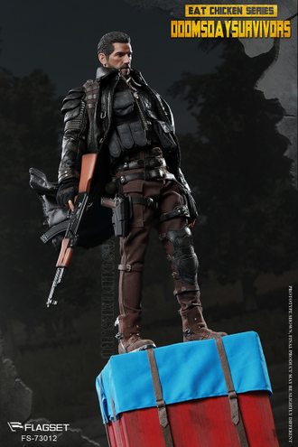 PlayerUnknown's Battlegrounds Коллекционная фигурка 1/6 Scale Doomsday Survivor FS-73012 FLAGSET