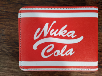 Кошелек Nuka Cola Fallout Фаллаут