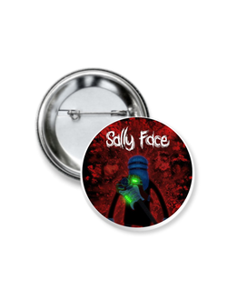 Значок Sally Face № 15