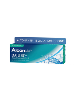 Alcon® DAILIES® AquaComfort Plus® Астигматизм (30 ЛИНЗ)