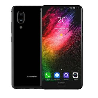 Смартфон Sharp Aquos S2 (C10) Black 4/64 gb