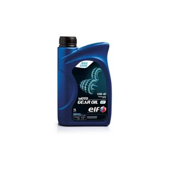 Elf MOTO GEAR OIL 10W40, 1л.