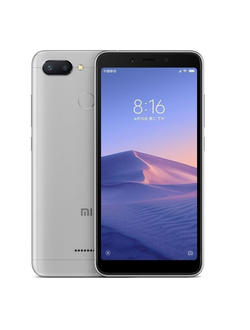 Redmi 6 32 gb серый