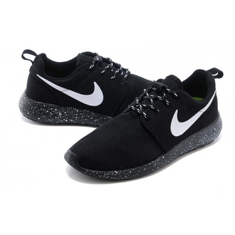Унисекс Nike Roshe Run Supreme Black