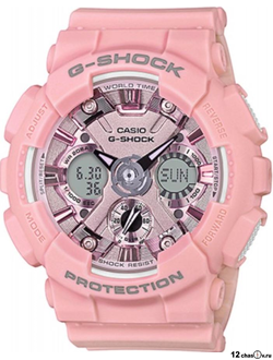 Часы Casio G-Shock GMA-S120DP-4AER