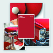 Sherwin-Williams: цвет месяца июль 2019 - SW 6871 Positive Red