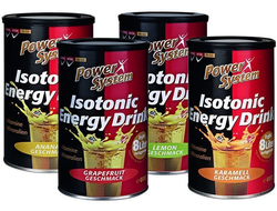 Isotonic Energy Drink (Power System)