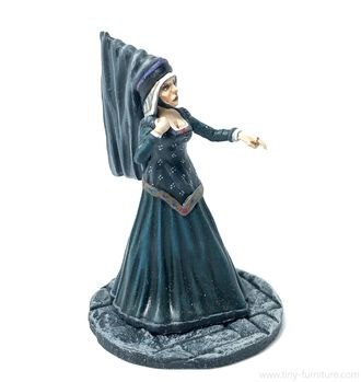 Old Widow (PAINTED)