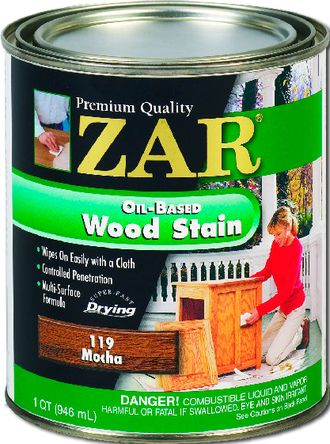 Zar Wood Stain Oil Base
