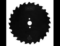 Пильный диск FABA PI-509 для кромкообрезных станков с ручной подачей