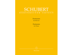 Schubert Fantasies for Piano