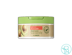 Крем для тела The Saem Care Plus Avocado Body Cream