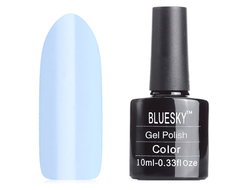 Гель-лак Shellac Bluesky №80596, 10мл.