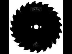 Пильный диск FABA Pi-511 для кромкообрезных станков с автоматической подачей