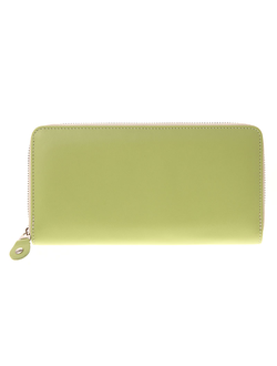 Кошелек женский QOPER Wallet light green-rainbow