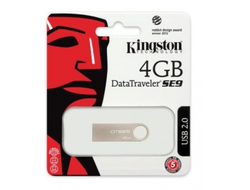 USB Флешка 4GB Kingston (Металл)