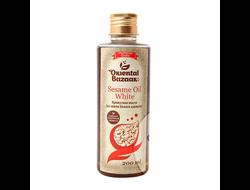Кунжутное масло (из семян белого кунжута) Shri Ganga, 200 мл