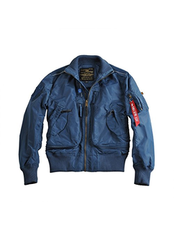 Куртка Alpha Industries Prop Bold Blue