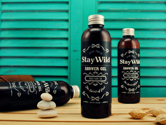 Гель для душа Stay Wild Spirit of East