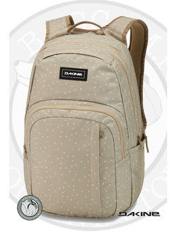 Dakine Campus M 25L Mini Dash Barley (бежевый)