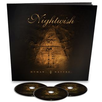 Nightwish Human.:II:Nature 3-CD EARBOOK