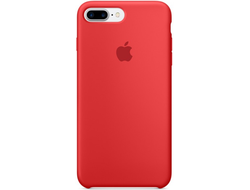ЧЕХОЛ ДЛЯ IPHONE APPLE IPHONE 7 PLUS / 8 PLUS SILICONE (PRODUCT)RED (MQH12ZM/A)