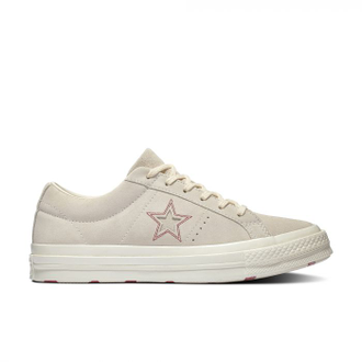 Кеды Converse One Star Love Metallic