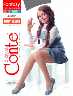 Conte™ Fantasy Only Teens 40 den (152-158) (158-164)