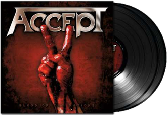 ACCEPT Blood of the nations LP
