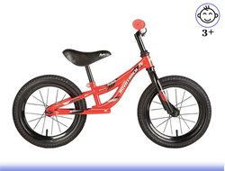 "Novatrack Breeze 14"" (Красный) Kiddy-Bikes"